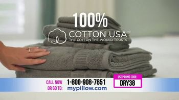 My Pillow Towels TV Spot, 'Two for the Price of One' - Thumbnail 4