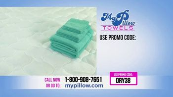 My Pillow Towels TV Spot, 'Two for the Price of One' - Thumbnail 5