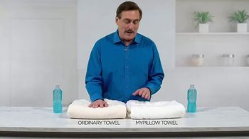 My Pillow Towels TV Spot, 'Two for the Price of One' - Thumbnail 6