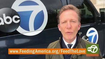 Feeding America TV Spot, 'Feed the Love' Featuring Kelly Ripa, Ryan Seacrest, Jimmy Kimmel - Thumbnail 10
