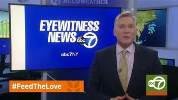 Feeding America TV Spot, 'Feed the Love' Featuring Kelly Ripa, Ryan Seacrest, Jimmy Kimmel - Thumbnail 3