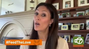 Feeding America TV Spot, 'Feed the Love' Featuring Kelly Ripa, Ryan Seacrest, Jimmy Kimmel - Thumbnail 4