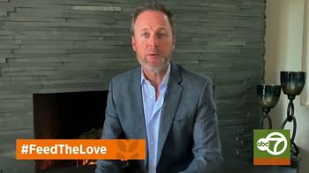 Feeding America TV Spot, 'Feed the Love' Featuring Kelly Ripa, Ryan Seacrest, Jimmy Kimmel - Thumbnail 5
