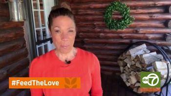 Feeding America TV Spot, 'Feed the Love' Featuring Kelly Ripa, Ryan Seacrest, Jimmy Kimmel - Thumbnail 7