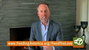 Feeding America TV Spot, 'Feed the Love' Featuring Kelly Ripa, Ryan Seacrest, Jimmy Kimmel - Thumbnail 9