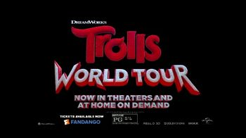 XFINITY TV Spot, 'Trolls World Tour: Let's Party, People!' Song by Anthony Ramos - Thumbnail 9