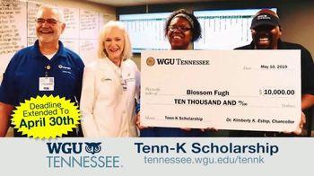 Western Governors University TV Spot, 'Tenn-K Scholarship' - Thumbnail 3