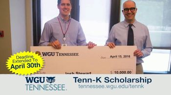 Western Governors University TV Spot, 'Tenn-K Scholarship' - Thumbnail 5