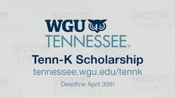Western Governors University TV Spot, 'Tenn-K Scholarship' - Thumbnail 8