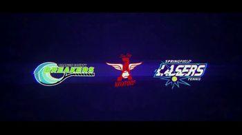 World Team Tennis (WTT) TV Spot, '2020 Season: The Best in World Team Tennis' - Thumbnail 3