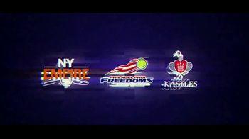 World Team Tennis (WTT) TV Spot, '2020 Season: The Best in World Team Tennis' - Thumbnail 5