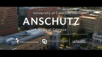 University of Colorado Anschutz Medical Campus TV Spot, 'Through the Unknown' - Thumbnail 10