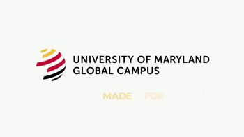 University of Maryland Global Campus TV Spot, 'Persevere: Grants and Flexible Payment Plans' - Thumbnail 10
