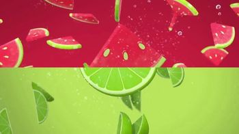 AHA Sparkling Water Lime + Watermelon TV Spot, 'Big Duos of Flavor' - Thumbnail 3
