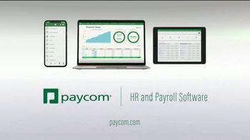 Paycom TV Spot, 'Data Overload' Featuring Barbara Corcoran - Thumbnail 9