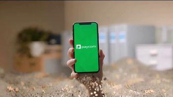 Paycom TV Spot, 'Data Overload' Featuring Barbara Corcoran - Thumbnail 7