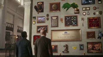 Farmers Insurance TV Spot, 'Wall of Claims: Greatest Hits' Featuring J.K. Simmons - Thumbnail 9