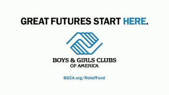 Boys & Girls Clubs of America TV Spot, 'Relief Fund' - Thumbnail 10