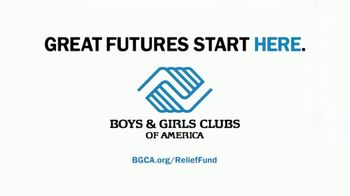 Boys & Girls Clubs of America TV Spot, 'Relief Fund' - Thumbnail 9