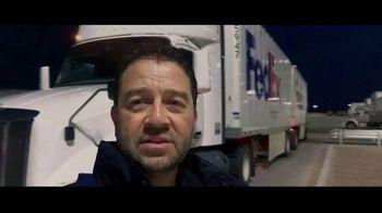 FedEx TV Spot, 'Strength'