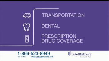 UnitedHealthcare Dual Complete Plan TV Spot, 'Washington, DC: Medicare & Medicaid' - Thumbnail 6