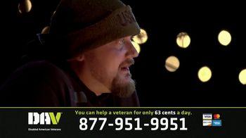 Disabled American Veterans TV Spot, 'Tony Williams' Featuring Joe Mantegna - Thumbnail 9