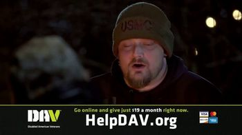 Disabled American Veterans TV Spot, 'Tony Williams' Featuring Joe Mantegna - Thumbnail 5