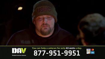 Disabled American Veterans TV Spot, 'Tony Williams' Featuring Joe Mantegna - Thumbnail 8