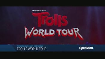 Spectrum On Demand TV Spot, \'Trolls World Tour\'