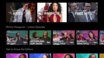 XFINITY X1 TV Spot, 'Editors Do the Work' - Thumbnail 1