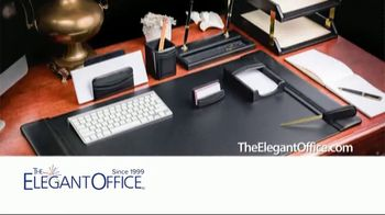 The Elegant Office TV Spot, 'Quarantine in Elegance' - Thumbnail 3