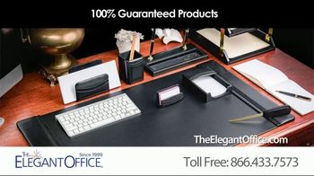 The Elegant Office TV Spot, 'Quarantine in Elegance' - Thumbnail 4