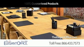 The Elegant Office TV Spot, 'Quarantine in Elegance' - Thumbnail 5