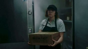 Wendy's Breakfast TV Spot, 'Don't Know It Yet: We Deliver' - Thumbnail 5