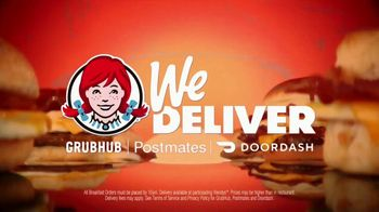 Wendy's Breakfast TV Spot, 'Don't Know It Yet: We Deliver' - Thumbnail 7
