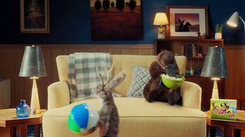 Lunchables With 100% Juice TV Spot, 'Disney Channel: Bath Time' - Thumbnail 4