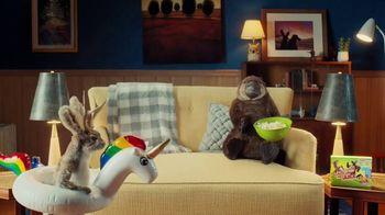 Lunchables With 100% Juice TV Spot, 'Disney Channel: Bath Time' - Thumbnail 6