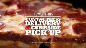 Jet's Pizza Mix N' Match TV Spot, 'There's Still Pizza: Contactless Delivery' - Thumbnail 9