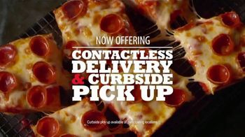 Jet's Pizza Mix N' Match TV Spot, 'There's Still Pizza: Contactless Delivery' - Thumbnail 5