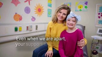St. Jude Children's Research Hospital TV Spot, 'Your Support Keeps Us Together' - Thumbnail 6