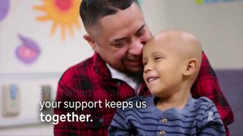 St. Jude Children's Research Hospital TV Spot, 'Your Support Keeps Us Together' - Thumbnail 7