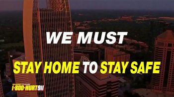 Hurt 911 TV Spot, 'Stay Home' - Thumbnail 6
