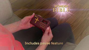 Wonder Bible TV Spot, 'Guiding Light: $29.99' - Thumbnail 4