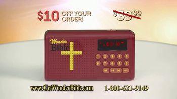 Wonder Bible TV Spot, 'Guiding Light: $29.99' - Thumbnail 7