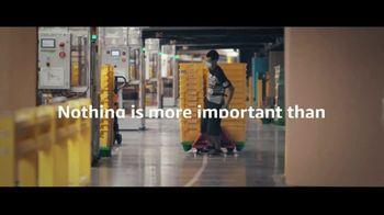 Amazon TV Spot, 'Keeping Our Teams Safe' - Thumbnail 2