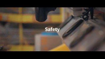 Amazon TV Spot, 'Keeping Our Teams Safe' - Thumbnail 3