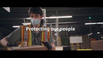 Amazon TV Spot, 'Keeping Our Teams Safe' - Thumbnail 5