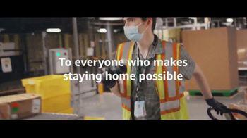 Amazon TV Spot, 'Keeping Our Teams Safe' - Thumbnail 9