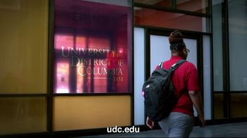 University of the District of Columbia TV Spot, 'Pathways to Possible' - Thumbnail 2