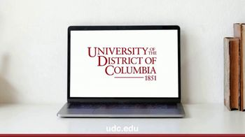 University of the District of Columbia TV Spot, 'Pathways to Possible' - Thumbnail 4